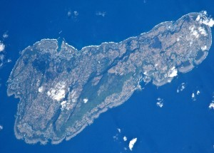 Kikaijima 航空写真
